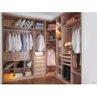 Wholesale walk in closet furniture, coat closet armoire from china suppliers