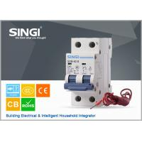 Wholesale DZ47S NC100HS 63A 125A Shunt Trip Circuit breaker for Prepaid Watthour Meter from china suppliers