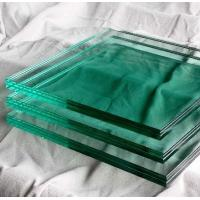 Wholesale Custom Toughened tempered Bullet Resistant Glass for building windows from china suppliers
