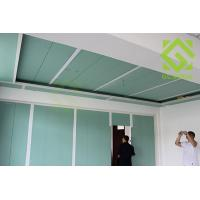 Wholesale Paperfaced Perlite Board for celling insulation board/wall partion materials/expand perlite partition board from china suppliers