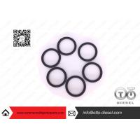 Quality 0 445 120 215 Bosch Injector Seal O-Ring 6 Pieces Repair Kits Black for sale