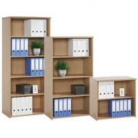 Wholesale Deluxe  wooden  bookcase  DX-111 from china suppliers
