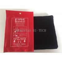 Wholesale Corrosion Resistance Emergency Space Fire Protection Blanket , Fire Blankets For Homes from china suppliers