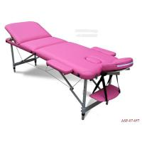 Wholesale ASF-07-057 New Beauty Furniture Three Sections Aluminum Massage Bed with Face Holes from china suppliers