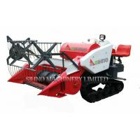 Quality Rice and Wheat Mini Combine Harvester with 1.2m Cutting Width, for sale