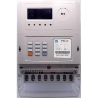 Wholesale PLC Commercial Electric Meter 3X240V Voltage Surge Safe 3 Phase Power Meter from china suppliers
