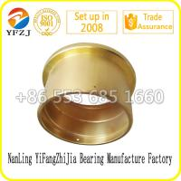 Wholesale Customized Self-lubricating Bronze Bushing ,Thin Wall Bearing Sleeve Type,bronze bushing from china suppliers