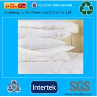 Wholesale 30g white color pillow case nonwoven in home textile from china suppliers