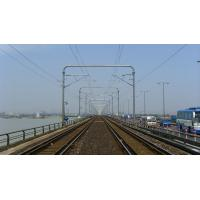 Wholesale Light Weight Steel Building Structures For Electrical Railway Steel Poles, Warehouse from china suppliers