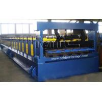 Wholesale Roofing Sheet Roll Forming Machine MXM1307 from china suppliers