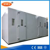 Wholesale Programmable Temperature Humidity Chamber , Large Climate Walk in Test Room from china suppliers
