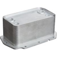 Wholesale 1842418C3 International Oil Cooler For Navistar 2004 And Newer Detroit Diesel DT466E & DT530E from china suppliers