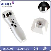 Wholesale Ultrasonic 3MHZ Mini Beauty Skin Rejuvenation Scrubber AC 100 - 240V 50 / 60Hz from china suppliers