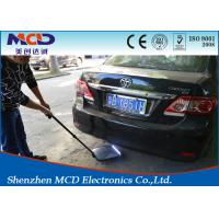 Wholesale Professinal MCD - V5 Under Car Security Mirrors For Hotel / Airport / Entainment from china suppliers