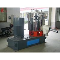 Wholesale 800L 110Kw Stainless Steel High Speed Mixer for PVC Plastic , 1000 - 1250 Kg/Hour from china suppliers