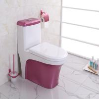 Wholesale New fashion Modern Ceramic colour Bathroom Sets from china suppliers