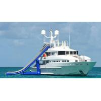 Wholesale Ocean Floating Spots Games, Inflatable Water Slides For Yacht from china suppliers