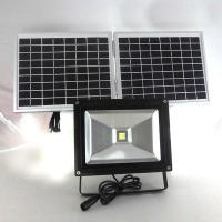 Wholesale Energy saving Solar LED Flood Lights ip65 , Solar Powered Outdoor Flood Lights from china suppliers
