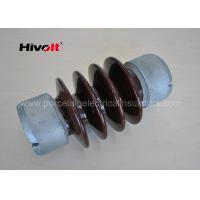Wholesale C4-125 Brown Station Post Insulators For Electrical Switches HIVOLT from china suppliers