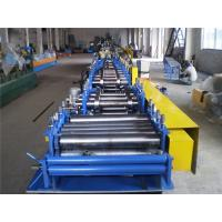 Wholesale c channel  7000w Power C Z Purlin Roll Forming Machine  3600kg Passive Decoiler from china suppliers