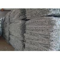 Wholesale 2.0mm Seal Gabion Retaining Wall Permeable For Seaport Engineering from china suppliers