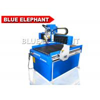 Wholesale ELE 6090 4 Axis Cnc Router Advertising Engraving Machine With Rotary Device from china suppliers