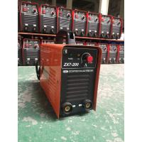 Wholesale Portable DC MMA Inverter welder SMAW welding machine from china suppliers
