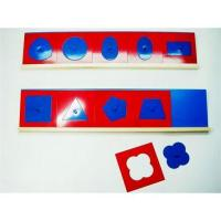 Wholesale Montessori Metal Insets from china suppliers