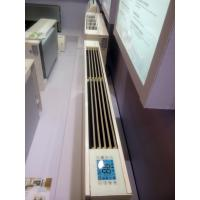 Wholesale Floor stand & Ceiling fan convector ultra thin design 130mm depth-200CFM from china suppliers