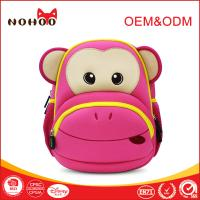 Wholesale 10 - 15L Capacity Personalized Kids Backpack / 3D cartoon Backpack For preschool kids from china suppliers