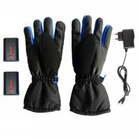 Quality Battery Powered Heated Motorcycle Gloves with Built-in Heating Element for sale