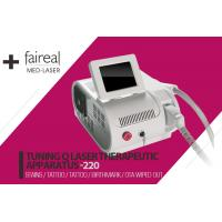 Wholesale Tattoo Removal Q-Switched ND Yag Laser Machine 1064nm & 532nm Wave Length from china suppliers