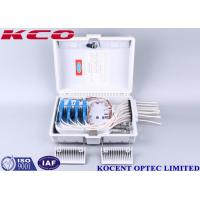 Buy cheap KCO-ODP-12W Fiber Access Terminal Box FAT Distribution Box IP55 Grade from wholesalers