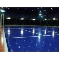Wholesale Indoor Volleyball Court Flooring , PP Flexible Interlocking Flooring from china suppliers