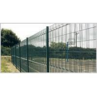 Wholesale 10# / 8# Gauge Mesh Panel Fencing  /  green wire mesh fencing , PVC Coated from china suppliers