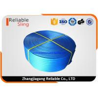 Wholesale Blue Polyester Webbing For 8 Ton Woven Lifting Slings 200mm CE Certification from china suppliers