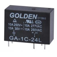 Wholesale ROHS 10 Amp 16 Amp General Purpose Relay GA-1P/GA-2P JQX-14F from china suppliers