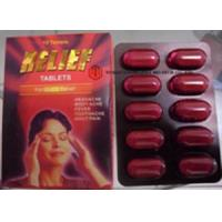 Wholesale Analgesic, Anti-inflammatory and Allergic properties Relief tablets relieve minor muscle aches pains soreness& stiffness from china suppliers