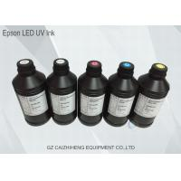 Wholesale Horniness Professional Epson LED UV Ink Odorless CMYK White Color from china suppliers