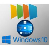 Wholesale SAMPLE FREE OEM Microsoft Windows 10 Pro Retail Box , Win 10 Pro Pack 32 Bit / 64 Bit from china suppliers