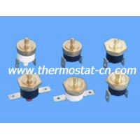 Wholesale KSD301 copper head thermostat with M4 screw from china suppliers