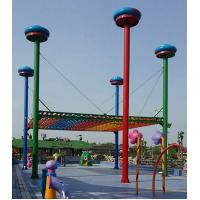 Wholesale Water Park Equipments and Jellyfish Water World For Jumping and Enjoy from china suppliers