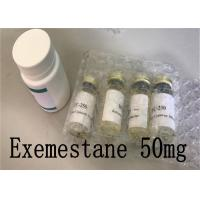Wholesale Exemestane 50mg Muscle Growth Steroids Aromasin Pills Aromatase Inhibitor Anti Estrogen from china suppliers
