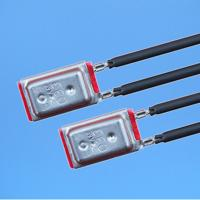 Buy cheap AWG KW bimetal thermal protector electric temperature switch 250V 10A for HID ballasts from wholesalers