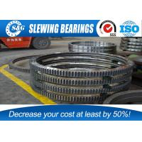 Wholesale Port Equipment Small Slewing Ring Bearing With Low Noise / Low Vibration from china suppliers