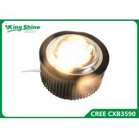 Wholesale Plant Led Grow Light Cree , Led Grow Lamp Pre - Drilled Passive Heatsink from china suppliers