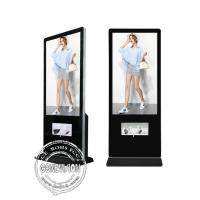 Wholesale 55 inch indoor display WIFI Digital Signage for advertising mobile phone charger from china suppliers