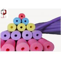 Wholesale Colorful EPE Foam Tube 20 Shore For Protecting Plastic / Steel Pipe from china suppliers