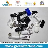 Wholesale High Quality Plastic ABS/PC Snap Clips/Alligator Clips White/Black/Clear Colors from china suppliers