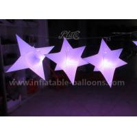 Wholesale 1M PVC Airtight Inflatable Hanging Stars Balloons / Helium Lighting Balloon from china suppliers
